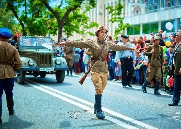 Какие улицы перекроют в Краснодаре 9 мая
