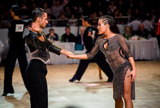 ВКраснодаре пройдет турнирпо спортивным танцам «Золото Кубани-2016»