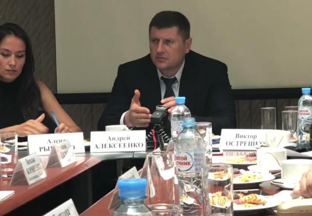 Вице-губернатор Кубани рассказал про постоянные эвакуации из «Галереи Краснодар»