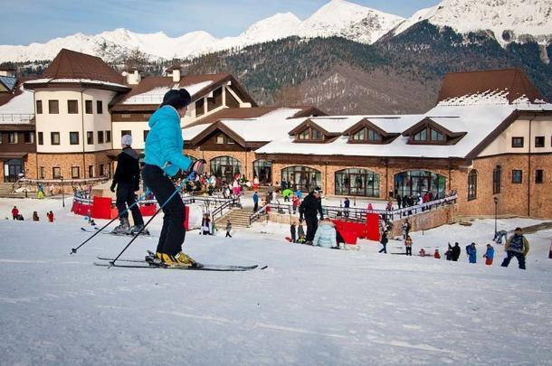 В Сочи 14 декабря откроется горнолыжный сезон