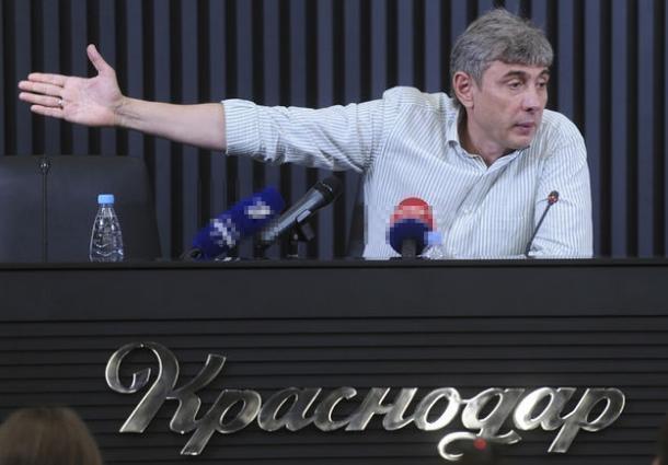 Смолов прокомментировал интерес состороны «Бешикташа»