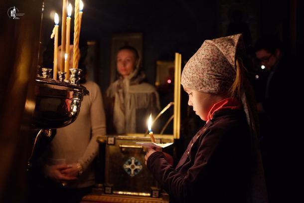 У православных верующих начался самый строгий Великий пост
