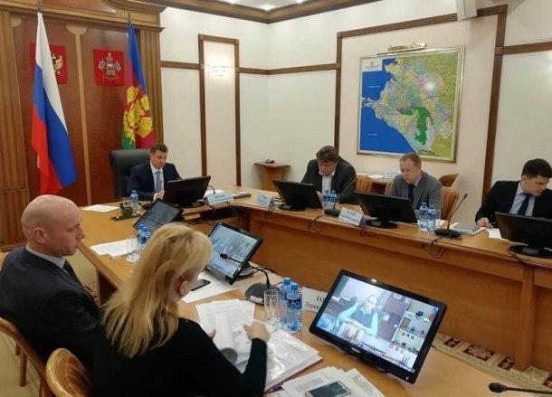 Главы районов Кубани отчитались о сохранении зеленых зон