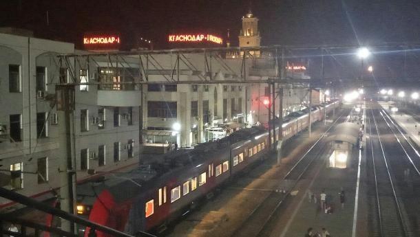 Пассажирам, прокатившимся в «темной» «Ласточке» из Краснодара, компенсируют проезд