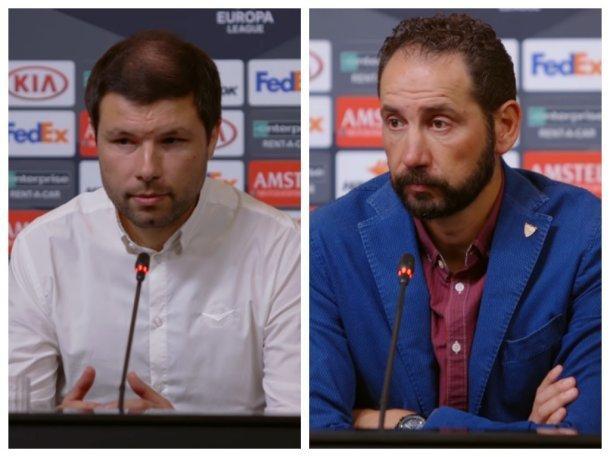 «Сейчас «Краснодар» фаворит», - тренер «Севильи» после поражения