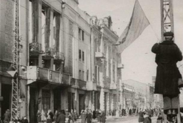 Календарь: в этот день 77 лет назад Краснодар оккупировали фашистские войска