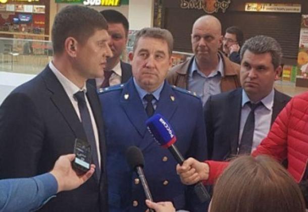 Первый вице-губернатор Кубани Алексеенко прокомментировал учения в торговых центрах