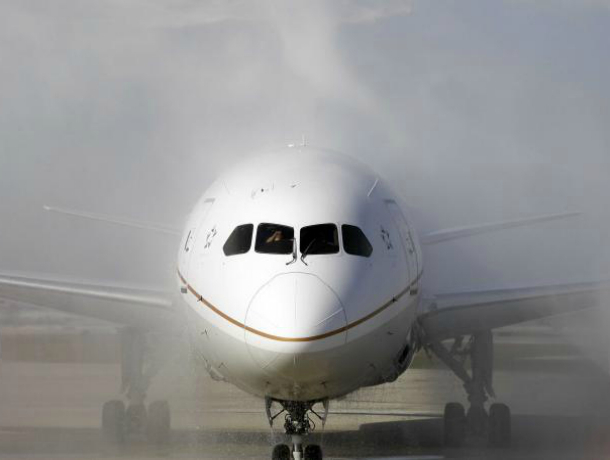 Ваэропорту Краснодара из-за тумана задержаны рейсы