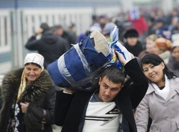 Полиция Краснодара начала искать подозрительных мигрантов