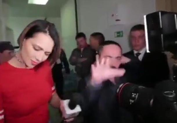 Представители сочинского отеля прокомментировали нападение на Самбурскую и «Ревизорро»