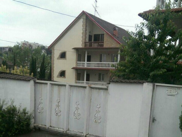 Махинация с домом в Сочи «погубила» чиновника из Ростова