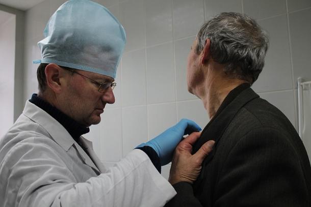 Онкологи обследовали почти 35 тысяч человек за месяц в Краснодарском крае
