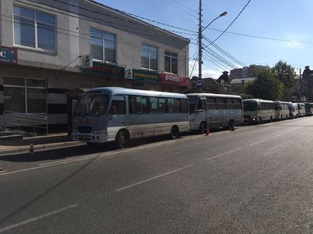 Два автобуса в Краснодаре изменят свои маршруты
