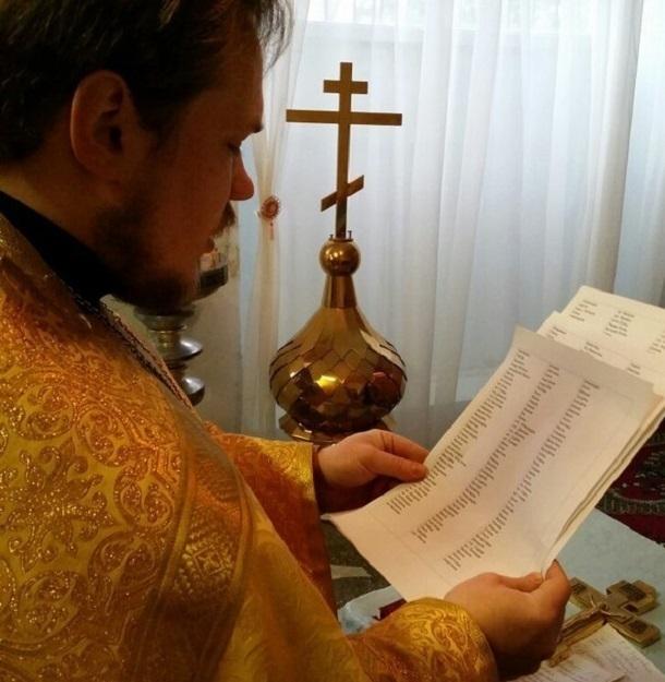 В кубанскую церковь через интернет передали записки с просьбой помолиться