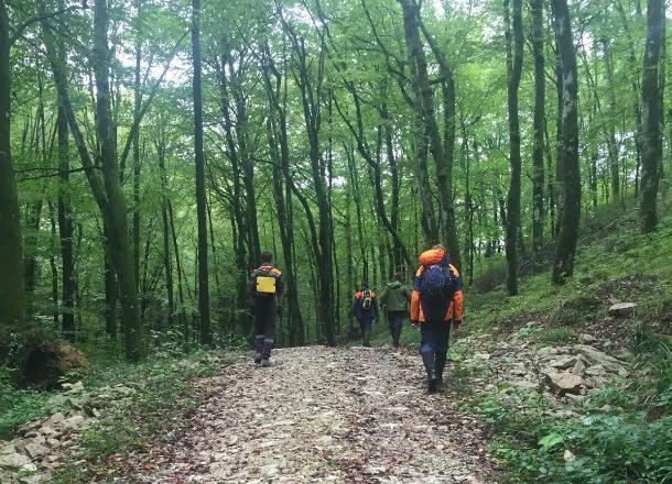 Спасатели нашли тело ростовчанина, пропавшего неделю назад в районе Волконского дольмена