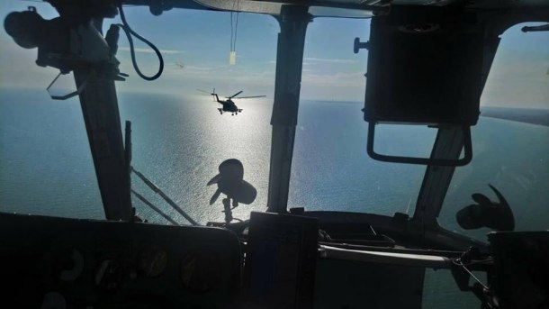 Украина усилила военное присутствие в Азовском море рядом с Кубанью