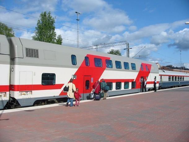 ИзРостова вАдлер начнет ходить двухэтажный поезд