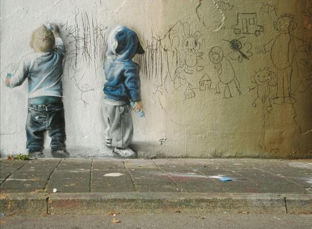 Граффитисты Сочи получили новую стену для художеств