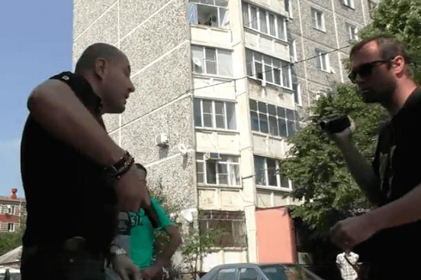 Владелец ресторана в Краснодаре угрожал пистолетом мужчине