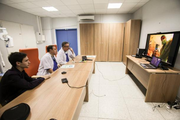 На Кубани медики провели более 2,5 тысяч дистанционных консультаций