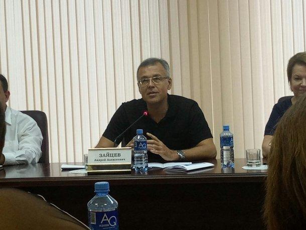 «Гражданский подвиг - пойти на выборы», - зам. секретаря Общественной палаты Кубани Андрей Зайцев