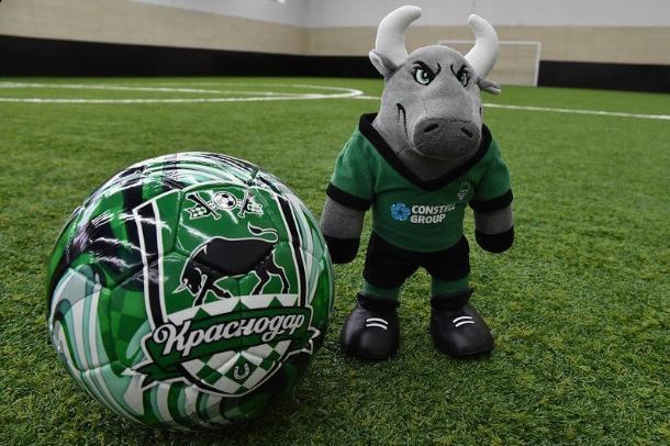 В топ-3 самых футбольных городов России вошел Краснодар