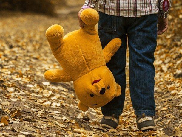 ВТихорецке наулице отыскали потерявшегося 4х-летнего ребенка