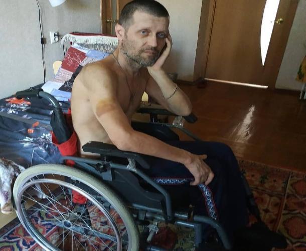 Инвалид первой группы остался без жилья в результате пожара в Краснодаре