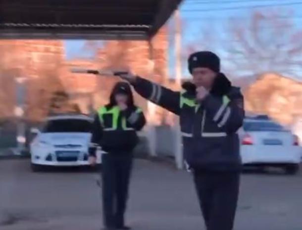 Краснодарские «бунтари» похвастались на видео «успешной» погоней ДПС