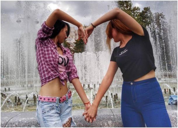 Как жители Краснодара отметили День города