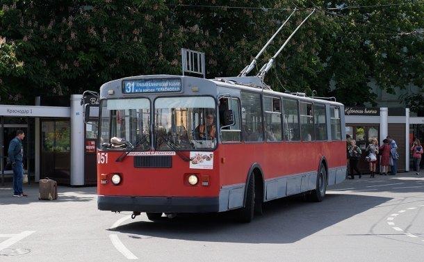 Троллейбусы перестанут ходить по Зиповскому мосту