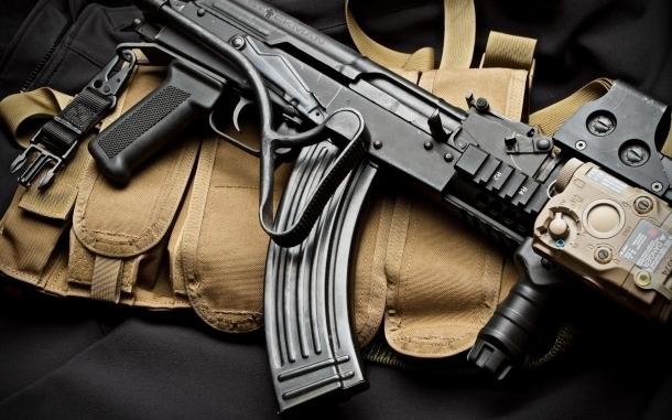 В Краснодаре поймали торговца оружием из Украины