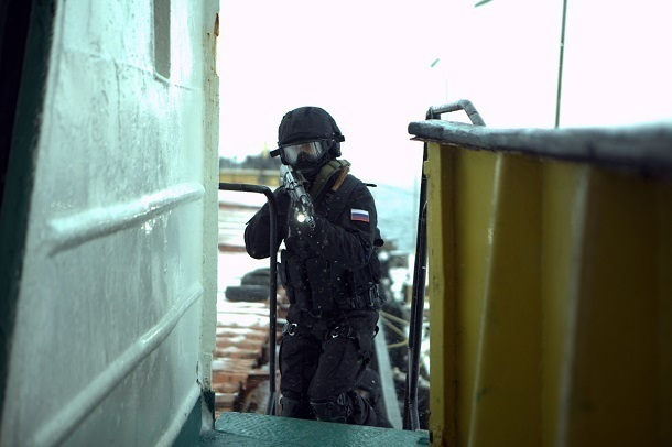 В Темрюкском районе Кубани запретят движение из-за учений ФСБ