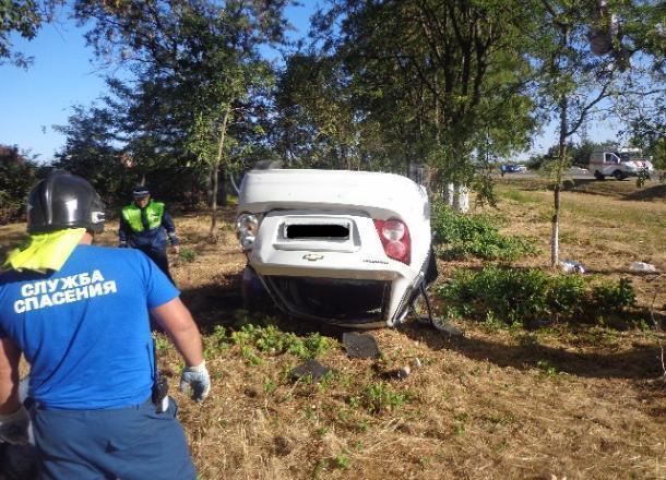 В Ейском районе автомобилист погиб из-за превышения скорости