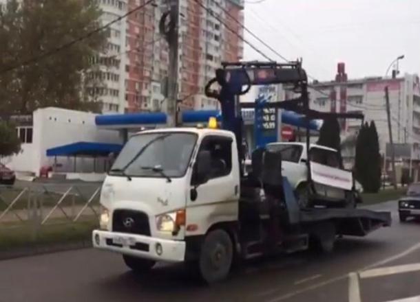 Ко Дню памяти жертв ДТП в Краснодаре прошел автопробег