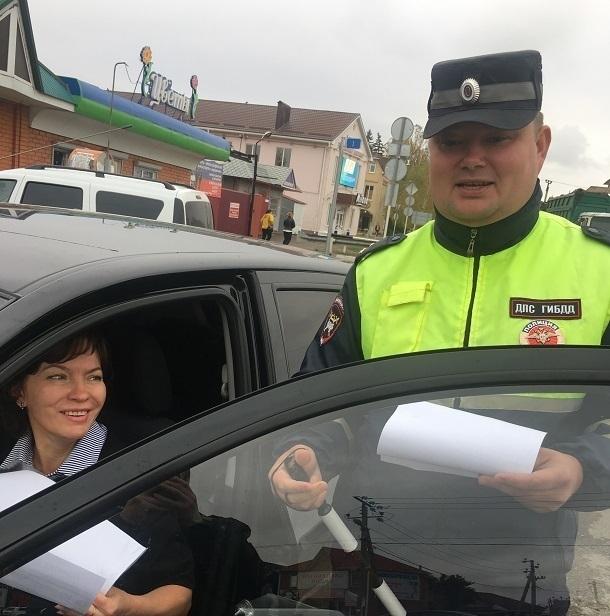 Автолюбителям Кубани решили напомнить о смене манеры вождения в непогоду