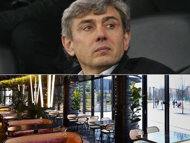 Кубанский бизнесмен и меценат Сергей Галицкий откроет три ресторана
