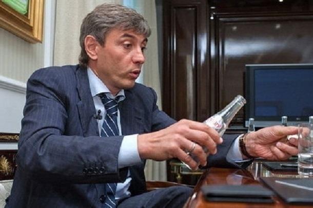 Сергей Галицкий организовал компанию повыращиванию винограда