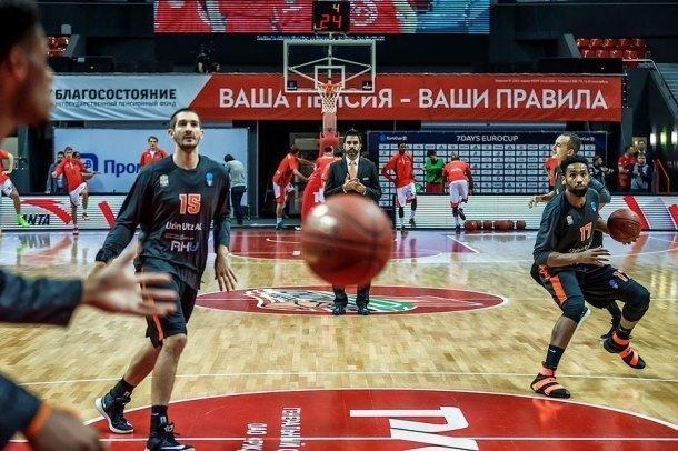 «Локомотив-Кубань» обыграл ЦСКА, Джонс набрал 21 очко