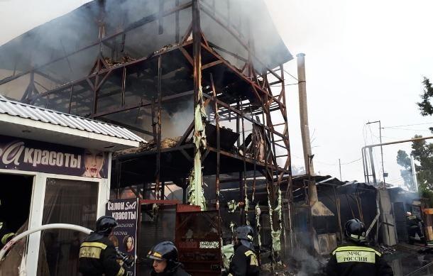 В Сочи будут судить хозяина и арендатора шашлычной, где сгорели 11 человек