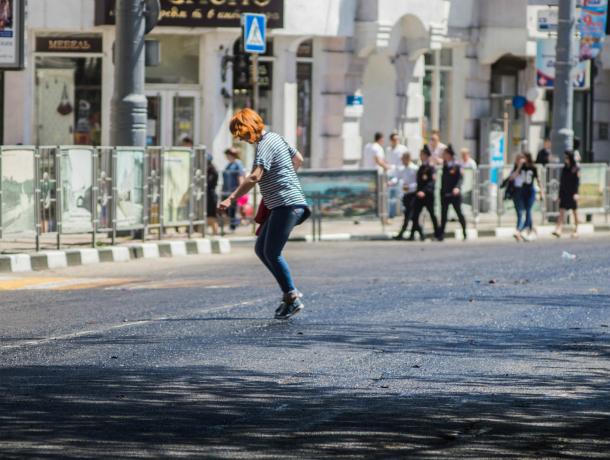 Улицы Новороссийска погрязли в липкой «жиже»