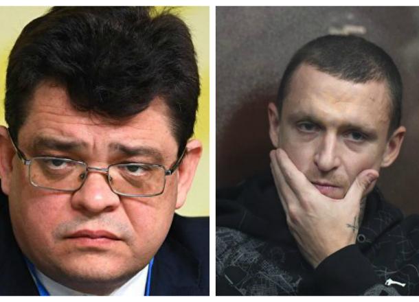 «Мамаев ударил меня так, что очки помялись внутрь», - Гайсин о нападении хавбека «Краснодара»