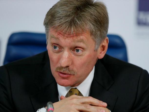 Дмитрий Песков сообщил, что в Кремле обратили внимание на «золотую» судью из Краснодара