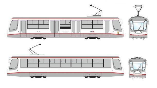 Новые трамваи могут появиться в Краснодаре летом 2019 года