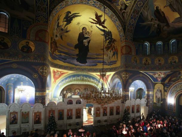 Депутаты отдали РПЦ сочинский храм стоимостью в полмиллиарда рублей