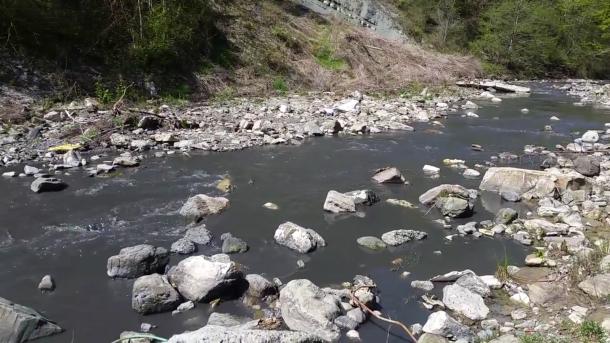 «Сочиводоканал» раскрыл причину загрязнения реки Псахе
