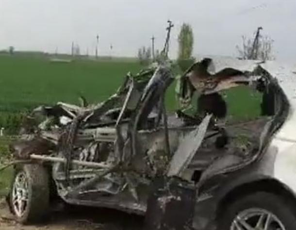 На Кубани смертельной аварией обернулся выезд «Хендая» на встречку