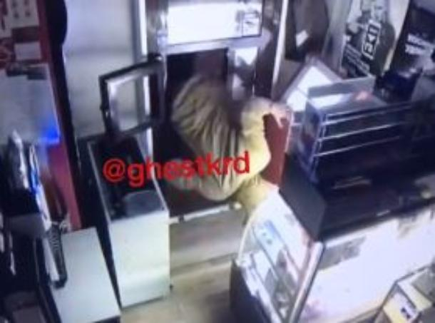 Краснодарские ларьки под угрозой: грабители снова обокрали DIM COFFEE