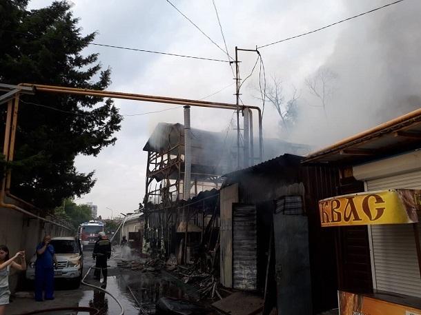 Стали известны подробности страшного пожара в Сочи