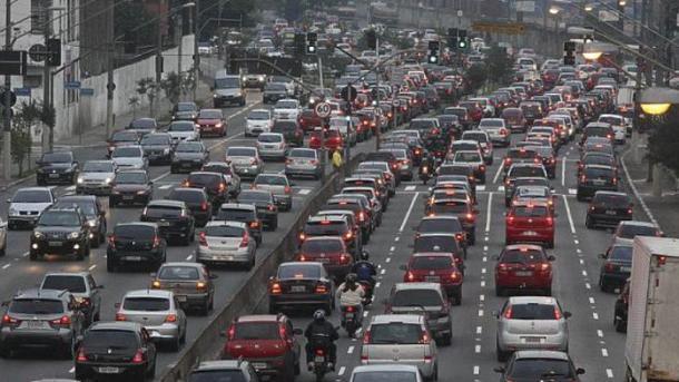 Рекордные пробки в Краснодарском крае ожидаются 25 декабря